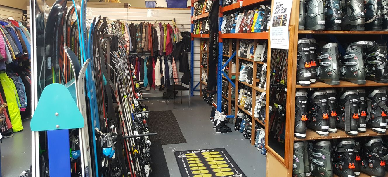 Snowcentre For All Your Ski Snowboard Gear